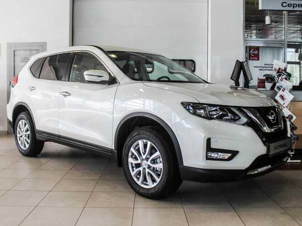 Nissan X-Trail, 2019 год, 1 855 000 руб.