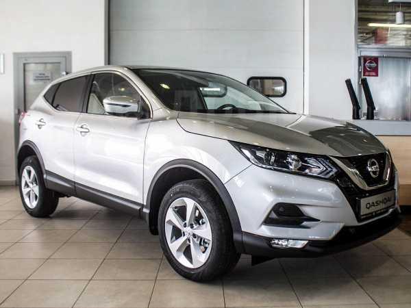 Nissan Qashqai, 2019 год, 1 582 000 руб.
