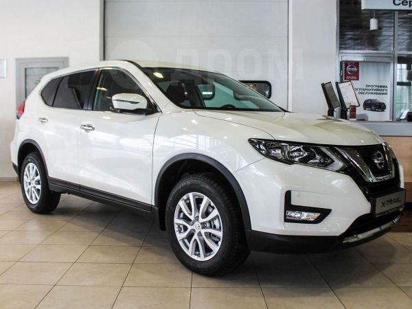 Nissan X-Trail, 2019 год, 1 860 000 руб.
