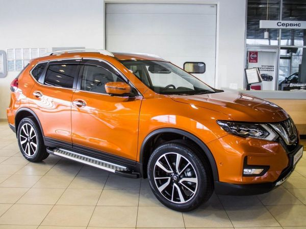 Nissan X-Trail, 2019 год, 2 110 000 руб.