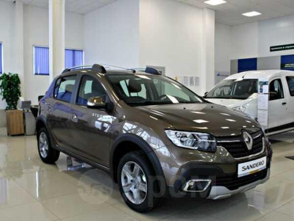 Renault Sandero, 2019 год, 788 980 руб.