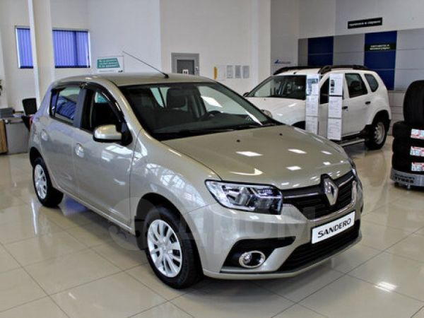 Renault Sandero, 2019 год, 701 970 руб.