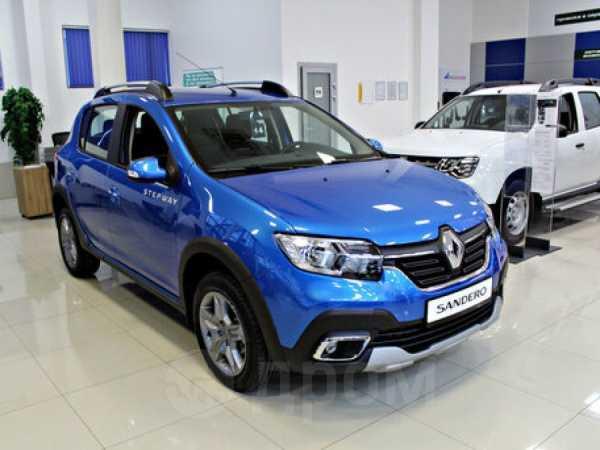 Renault Sandero, 2019 год, 901 990 руб.