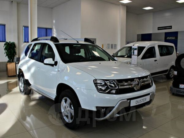 Renault Duster, 2019 год, 1 086 990 руб.