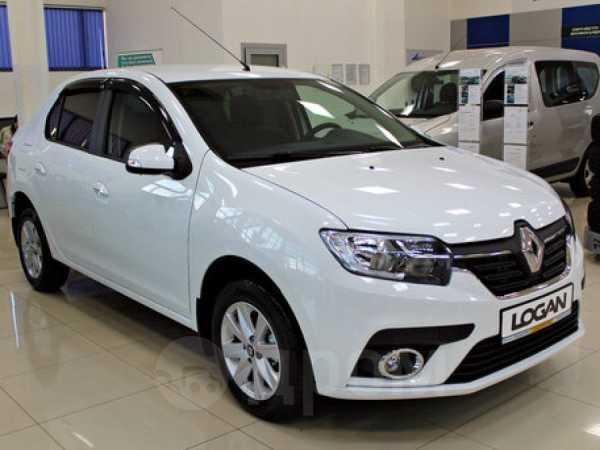 Renault Logan, 2019 год, 789 990 руб.