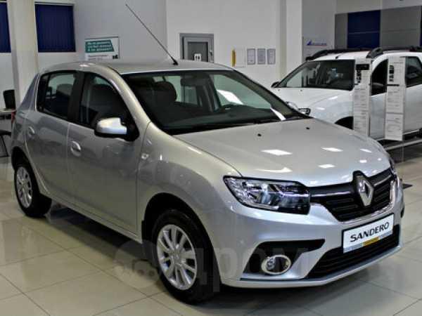 Renault Sandero, 2018 год, 721 980 руб.