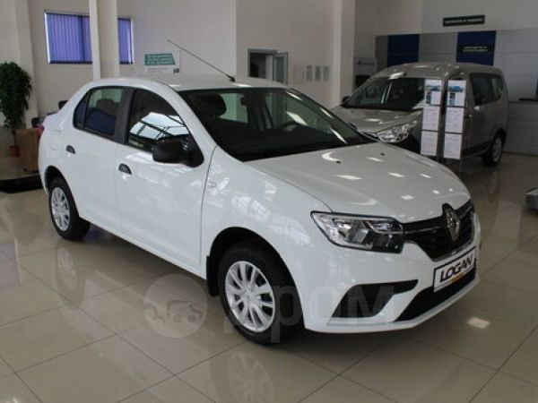 Renault Logan, 2019 год, 724 990 руб.