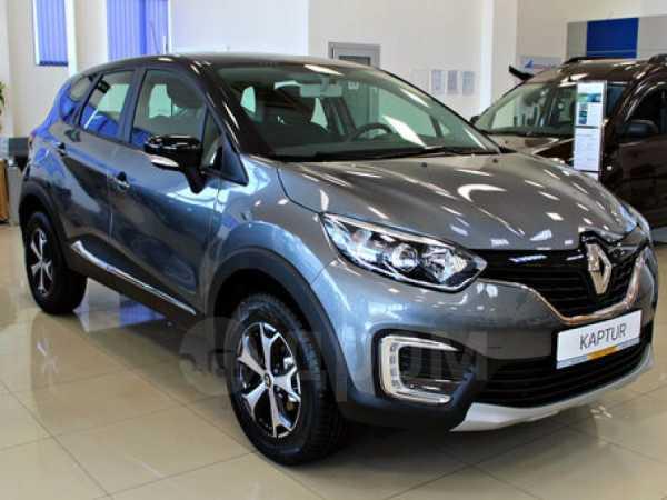 Renault Kaptur, 2019 год, 1 081 980 руб.