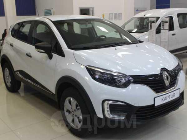 Renault Kaptur, 2019 год, 995 990 руб.