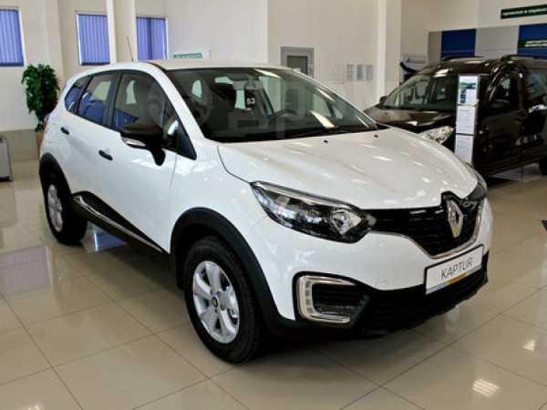 Renault Kaptur, 2019 год, 945 000 руб.