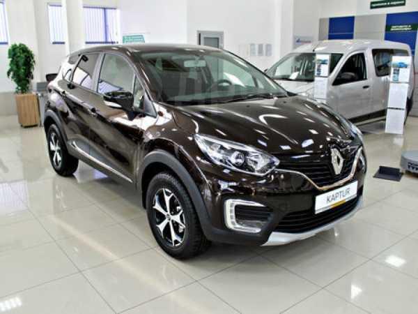 Renault Kaptur, 2019 год, 1 040 980 руб.