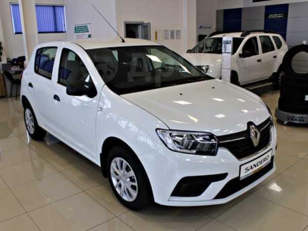 Renault Sandero, 2019 год, 569 000 руб.