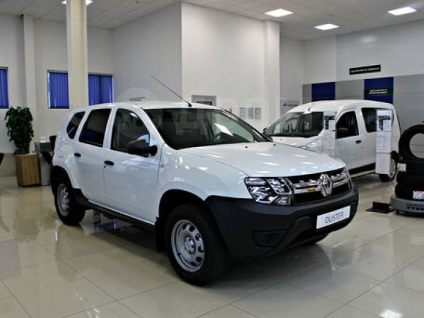 Renault Duster, 2019 год, 699 000 руб.