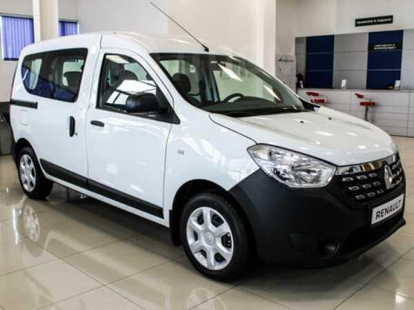 Renault Dokker, 2019 год, 1 079 990 руб.