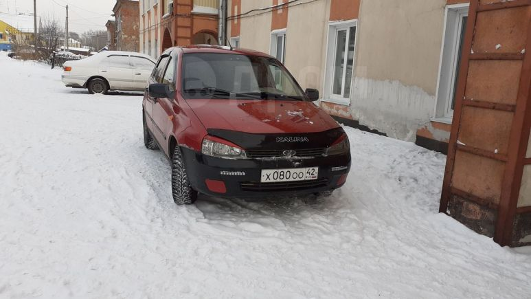 Лада Калина, 2006 год, 110 000 руб.