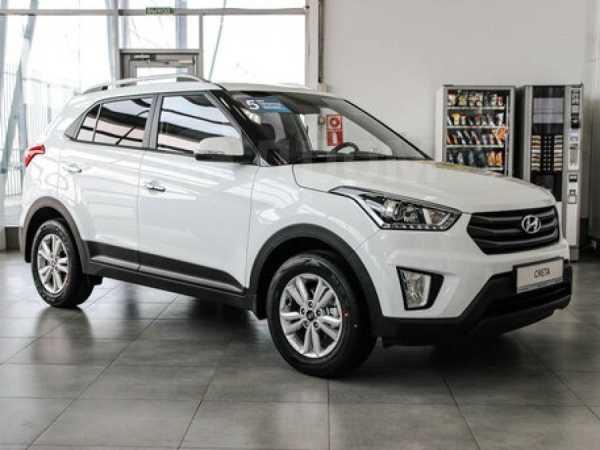 Hyundai Creta, 2019 год, 1 276 000 руб.
