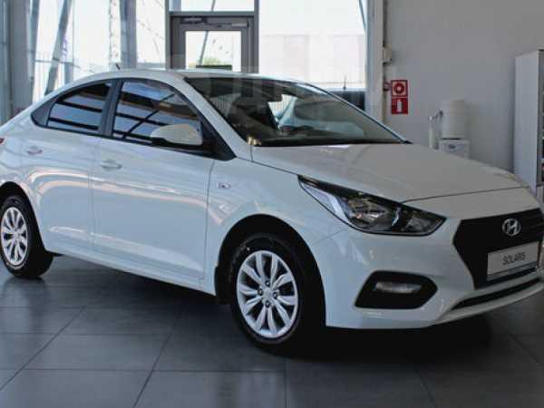 Hyundai Solaris, 2019 год, 914 000 руб.
