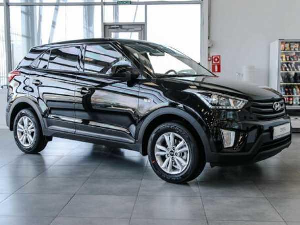 Hyundai Creta, 2019 год, 1 161 000 руб.