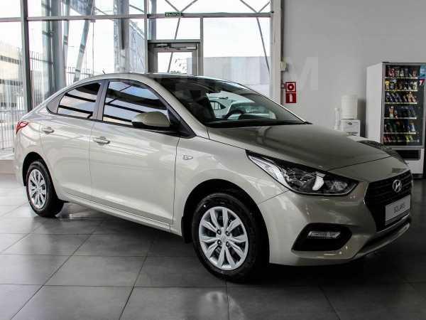 Hyundai Solaris, 2019 год, 963 000 руб.