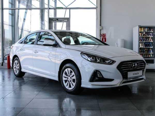 Hyundai Sonata, 2019 год, 1 360 000 руб.