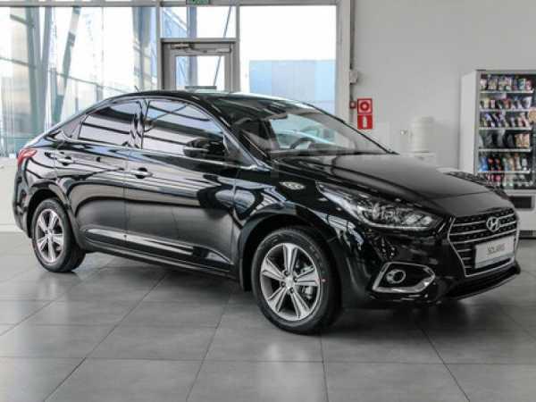 Hyundai Solaris, 2019 год, 1 131 000 руб.