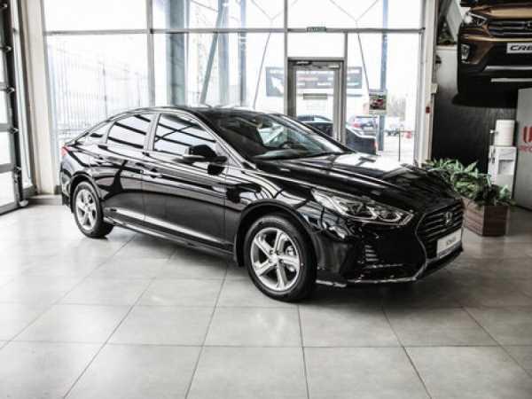Hyundai Sonata, 2019 год, 1 575 000 руб.