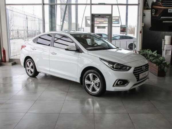 Hyundai Solaris, 2019 год, 1 125 000 руб.