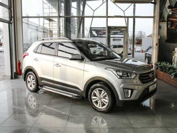 Hyundai Creta, 2019 год, 1 356 000 руб.