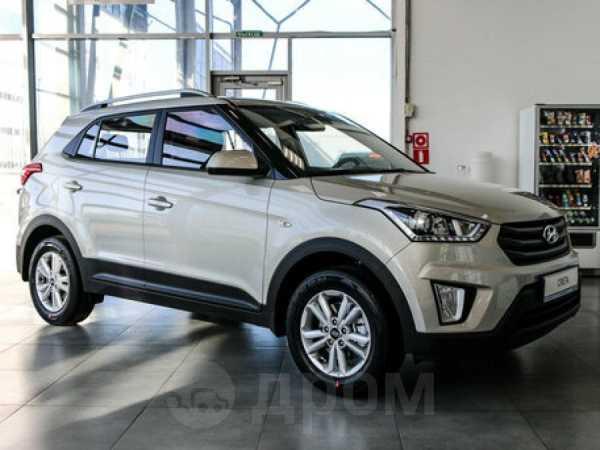 Hyundai Creta, 2019 год, 1 286 000 руб.
