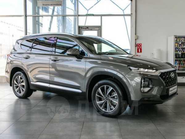 Hyundai Santa Fe, 2019 год, 2 724 000 руб.