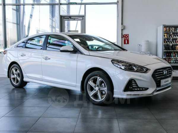 Hyundai Sonata, 2019 год, 1 560 000 руб.