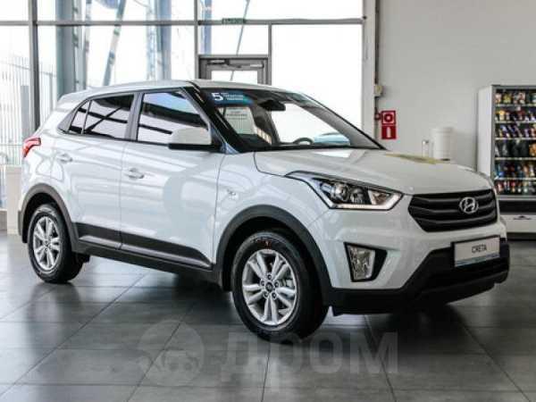 Hyundai Creta, 2019 год, 1 155 000 руб.