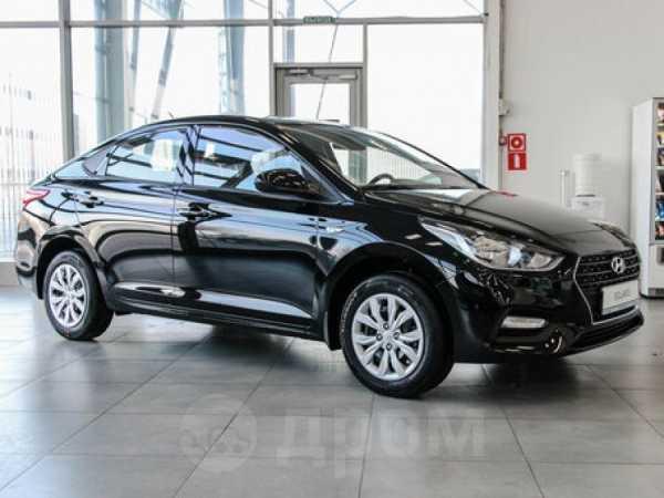 Hyundai Solaris, 2019 год, 880 000 руб.