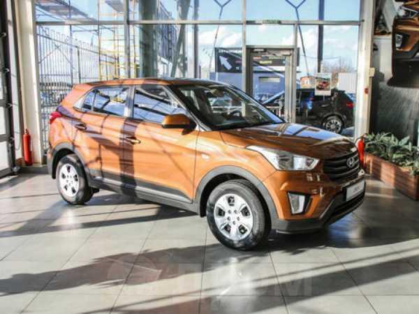 Hyundai Creta, 2019 год, 1 012 000 руб.