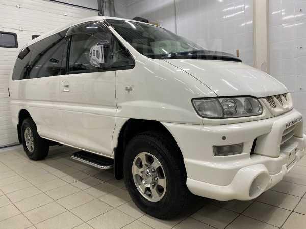 Mitsubishi Delica, 2006 год, 500 000 руб.