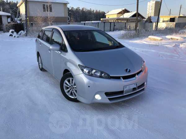 Toyota Wish, 2009 год, 799 000 руб.