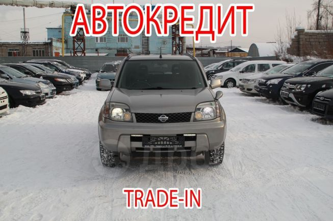 Nissan X-Trail, 2002 год, 425 000 руб.