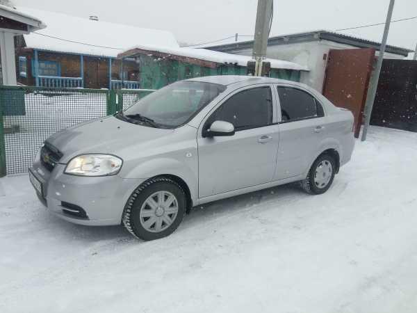 Chevrolet Aveo, 2007 год, 339 000 руб.