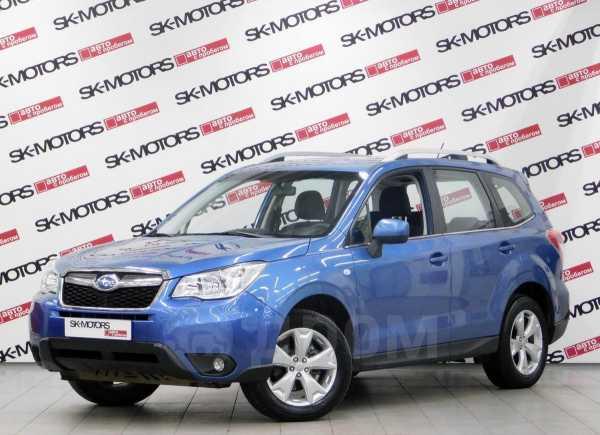Subaru Forester, 2014 год, 1 075 500 руб.
