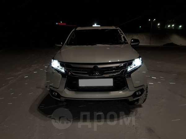 Mitsubishi Pajero Sport, 2018 год, 2 100 000 руб.