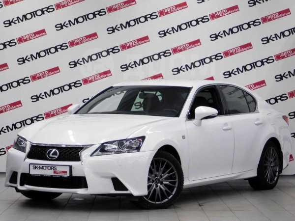 Lexus GS350, 2012 год, 1 495 000 руб.