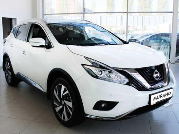 Nissan Murano, 2019 год, 2 620 000 руб.
