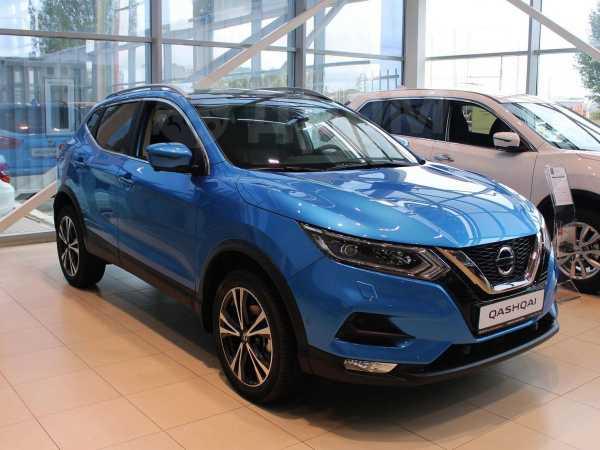 Nissan Qashqai, 2019 год, 2 026 000 руб.