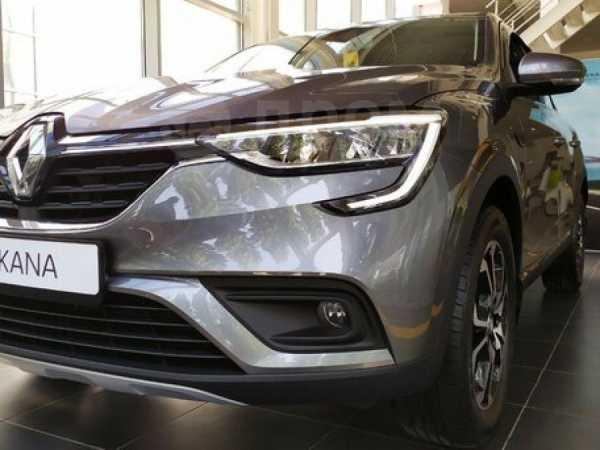 Renault Arkana, 2019 год, 1 368 980 руб.