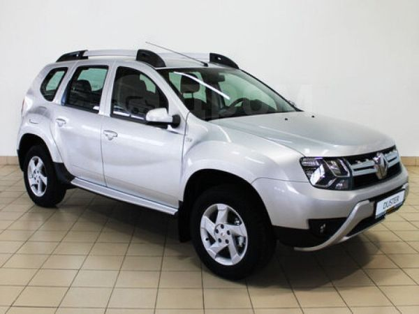 Renault Duster, 2019 год, 1 018 980 руб.