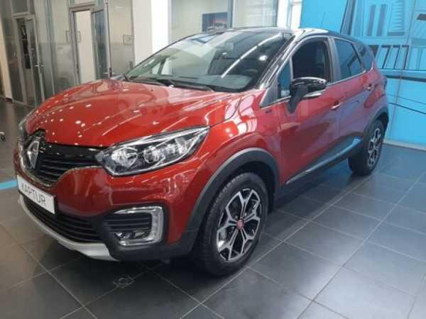 Renault Kaptur, 2019 год, 1 286 980 руб.