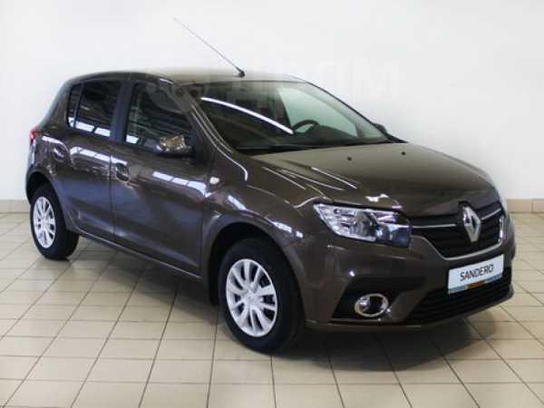 Renault Sandero, 2019 год, 710 960 руб.