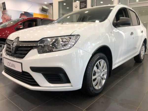 Renault Logan, 2019 год, 644 000 руб.