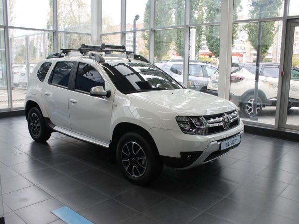 Renault Duster, 2019 год, 1 152 990 руб.
