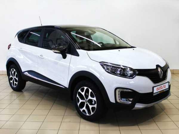 Renault Kaptur, 2019 год, 1 209 990 руб.